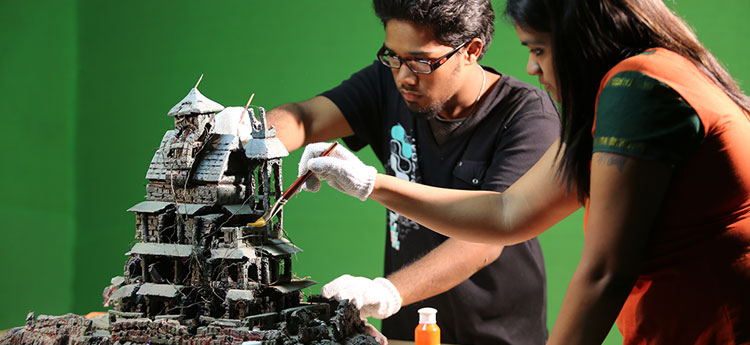 Visual Effects Colleges, Course in Chennai, Bangalore, Hyderabad